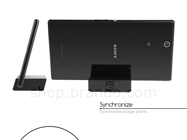 OEM Sony Xperia Magnetic Charging Dock