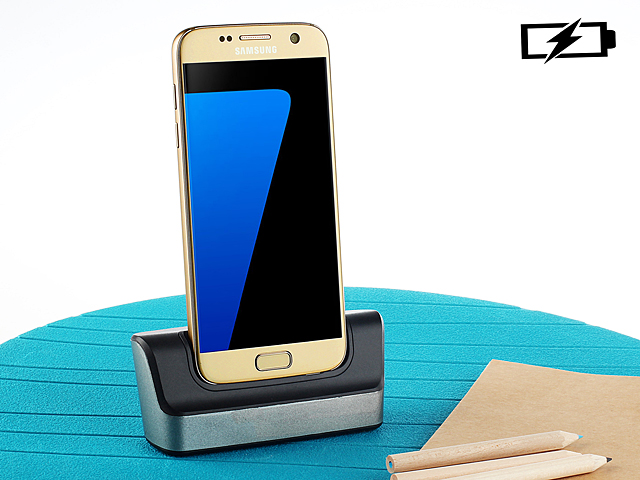 OEM Samsung Galaxy S7 Cover-Mate USB Cradle
