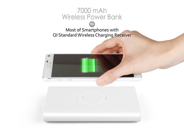 Wireless Power Bank 7000mAh