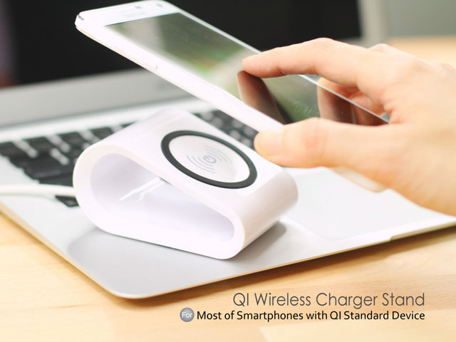 QI Wireless Charger Stand