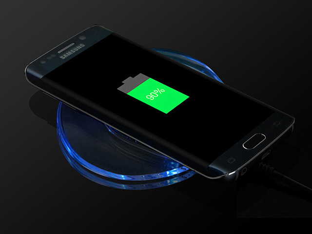 Ultra-Slim QI Wireless Charger