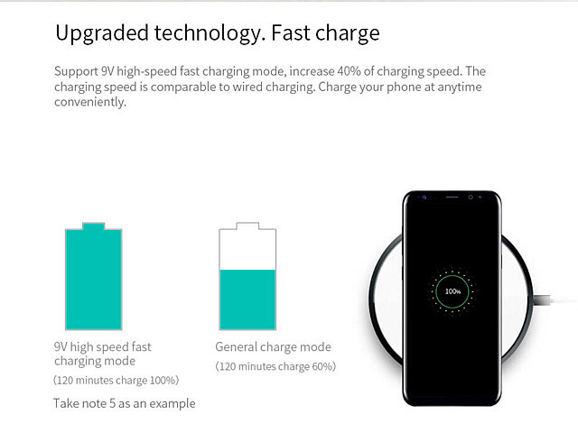 Magic Disk 4 QI Wireless Charger