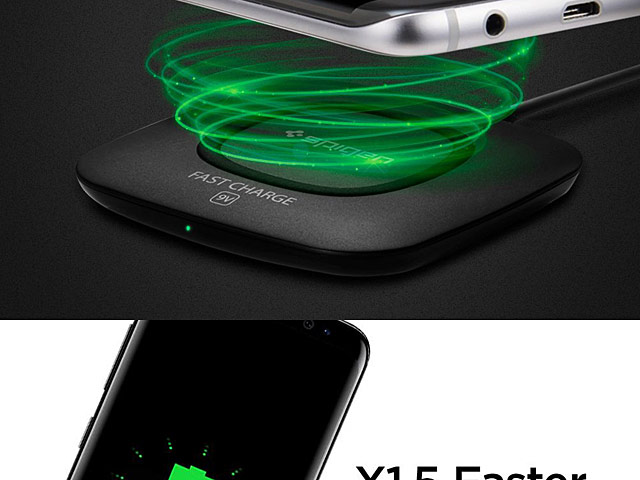 Spigen Ultra Slim Wireless Charger