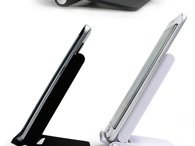 Foldable QI Wireless Charger Stand