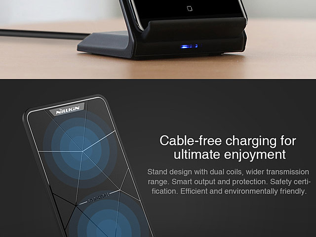 NILLKIN Fast Wireless Charging Stand