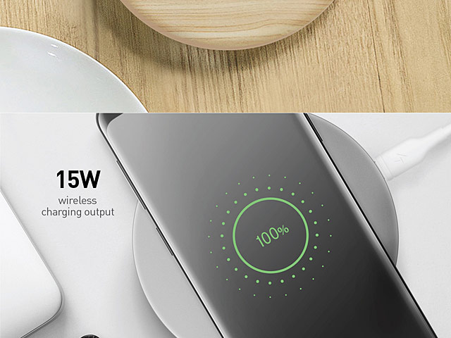 Momax Q.Pad Max 15W Fast Wireless Charger
