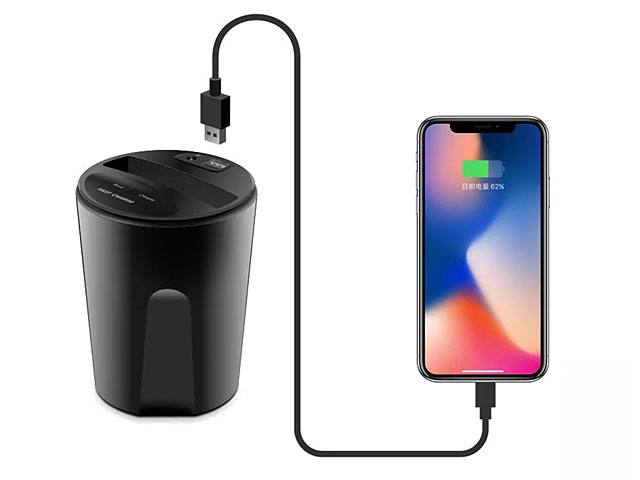 Car Cup Wireless Charger