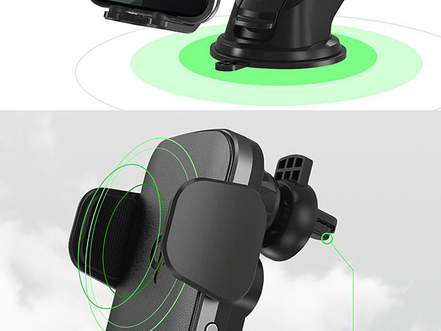 Auto Touch II Wireless Car Charger