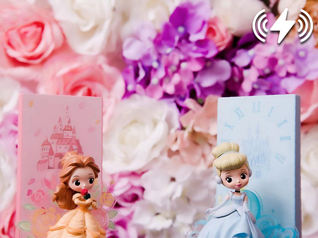 Disney Lovely Princess Series Wireless Charger