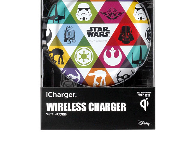 PGA Star Wars Series Wireless Charger